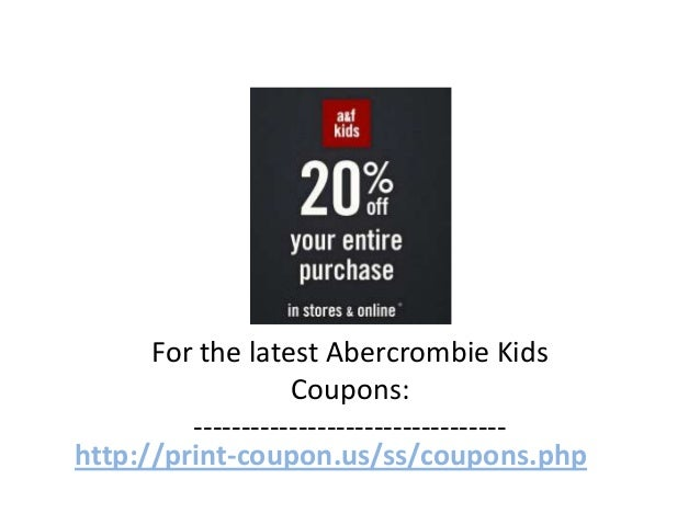 abercrombie fitch kids