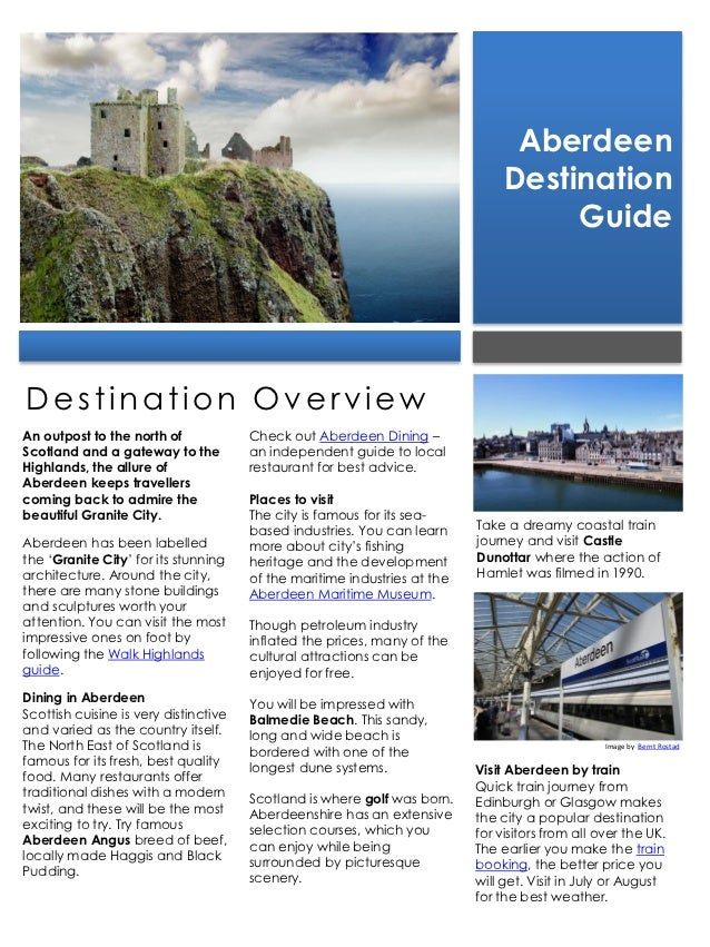 Aberdeen                                                                                Destination                       ...