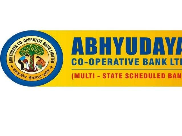 Abhyudaya bank