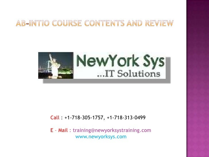 Ab Initio Online Training with Placement