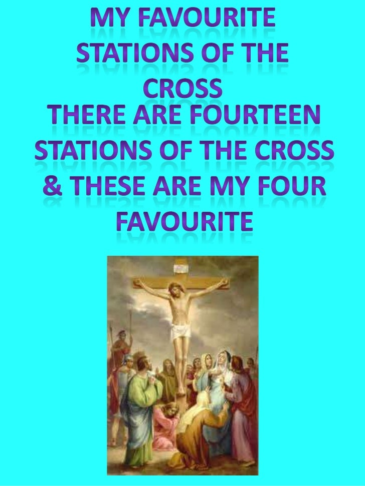 Abi's stations of the cross