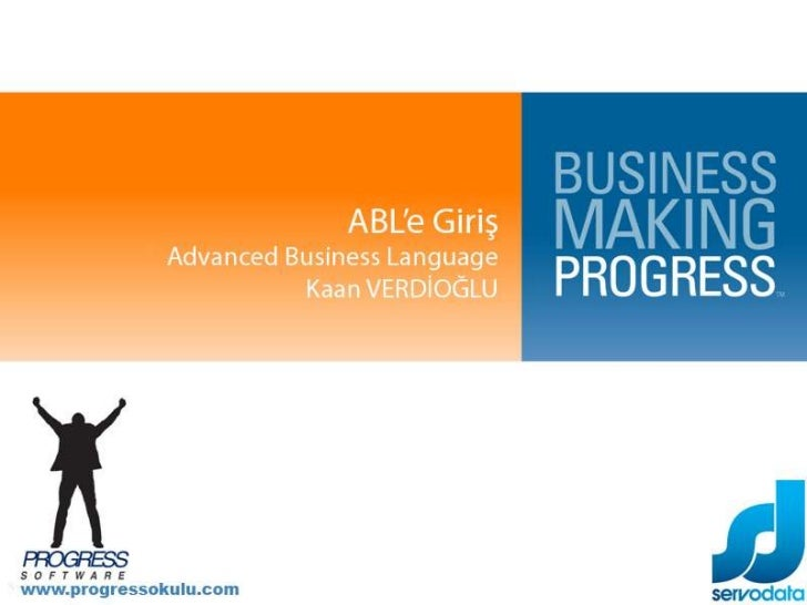progressokulu.com Advanced Business Language Slide 7