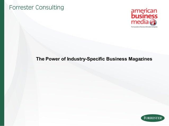 Abm power of_industry