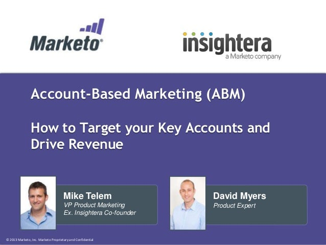 Account-Based Marketing: Target Key Accounts and Drive Revenue