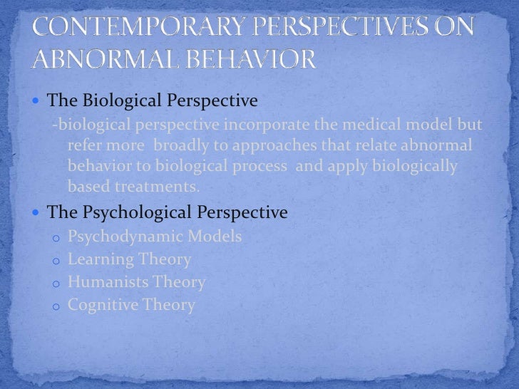 learning and cognitive perspectives in psychology essay