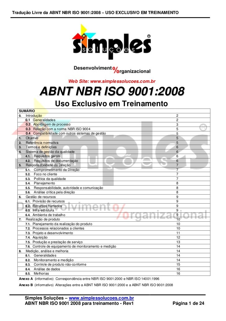 Abnt nbr-iso-9001-2008-para-treinamento-rev1