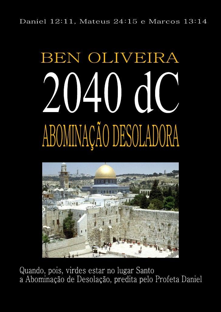AbominaçãO 2040