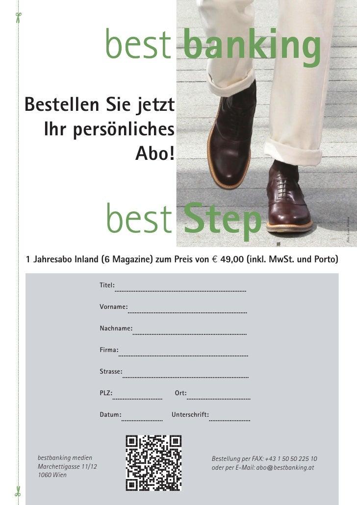 best bankingBestellen Sie jetzt  Ihr persönliches              Abo!                           best Step                   ...