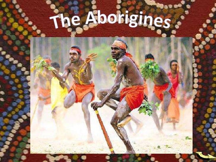 Aboriginal entry point