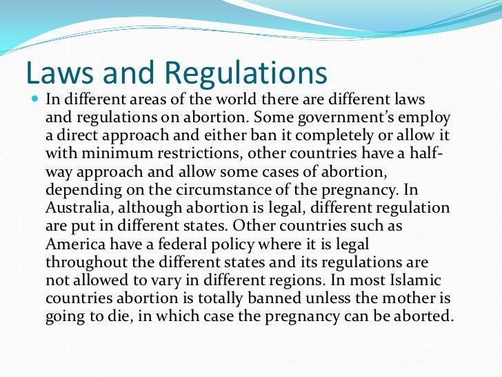 abortion should abortion be legal Free coursework on abortion should not be legalized from essayukcom, the uk essays company for essay, dissertation and coursework writing.
