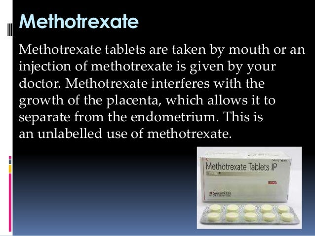 Methotrexate And Alcohol Use