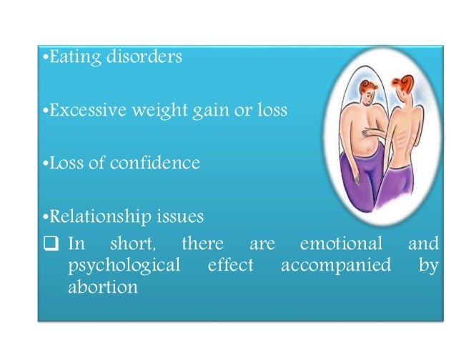 Psychological Effects of Abortion on Women