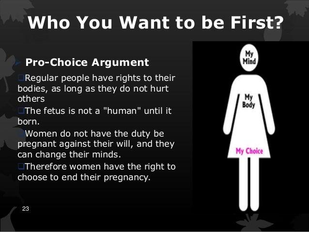 Essays On Abortion Pro Choice