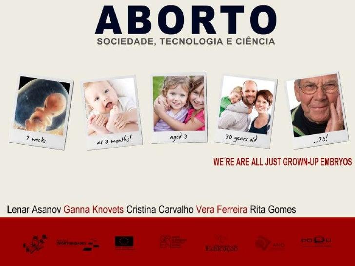 Aborto artigos