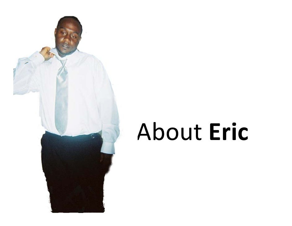 About Eric