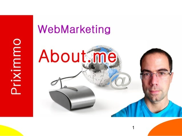 1 Outil Branding : About.me