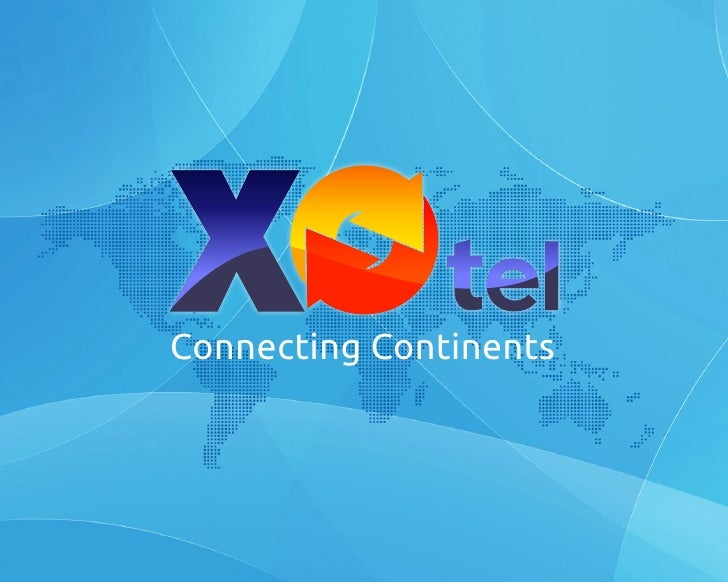 Connecting Continents