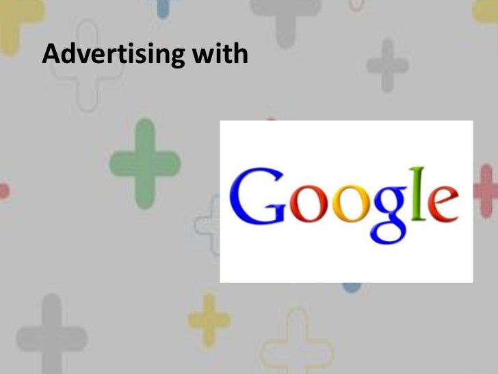 About advertising with google