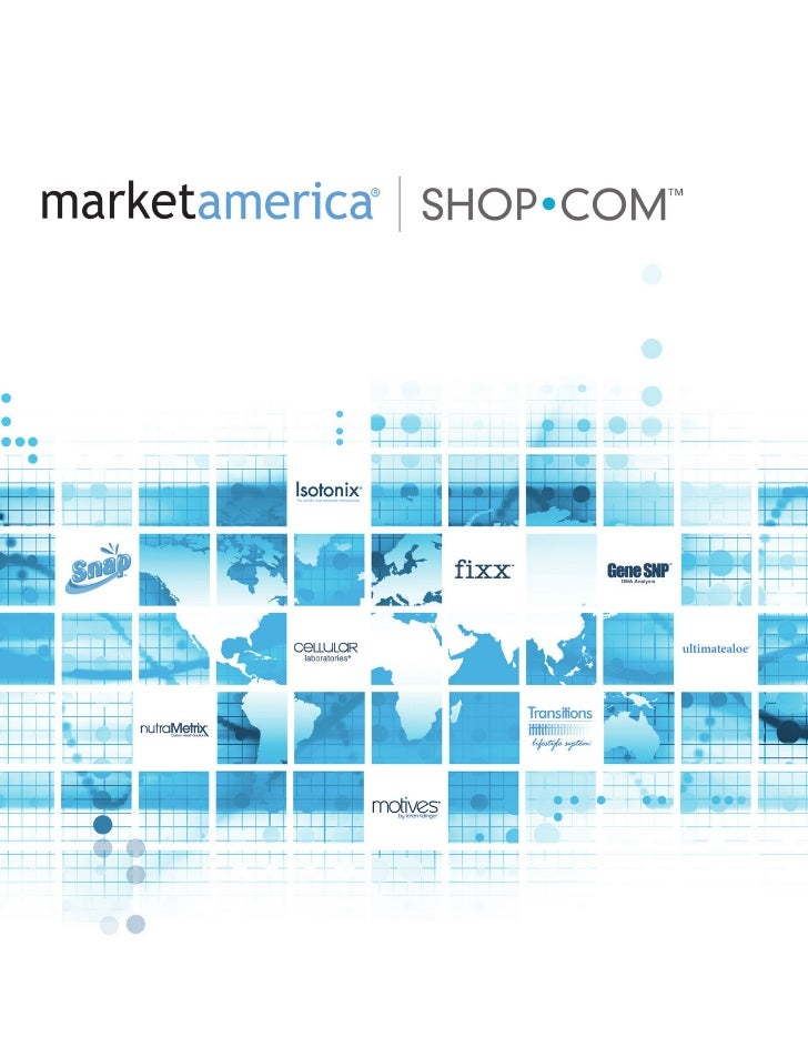 About Market AmericaMarket America, Inc.                        Market America's mission is to provide a system for entrep...