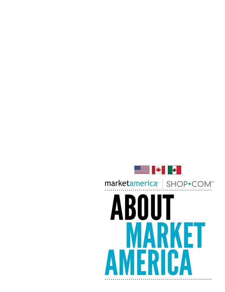 About  Market America Jun2012