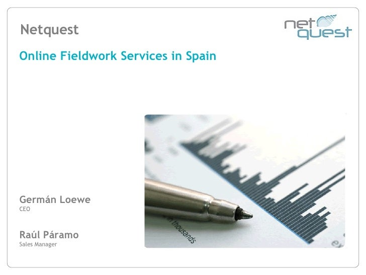 About Netquest (in english)