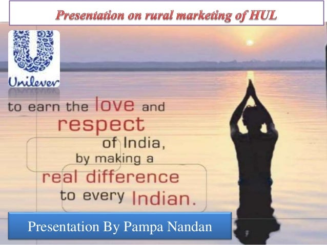 four ps in rural marketing