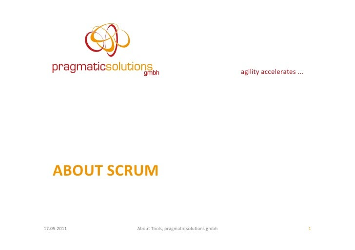 About Scrum Tools