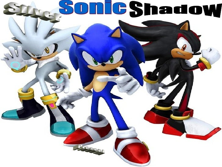 Sonic Shadow  Silver Present