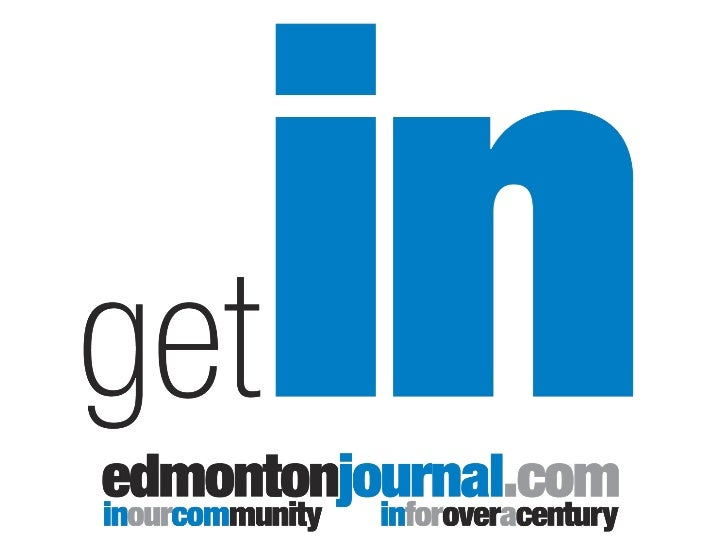 About the Edmonton Journal