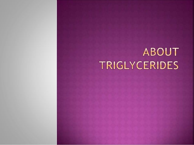 """The American Heart Association (AHA) recommends that a triglyceride level of 100 mg/dL or lower is considered """"optimal."""" T..."""