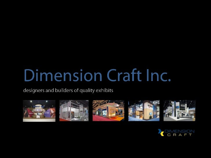 About Dimension Craft Inc.