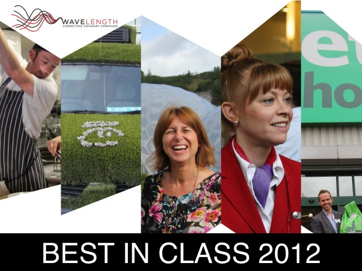 About Wavelength Best In Class 2012