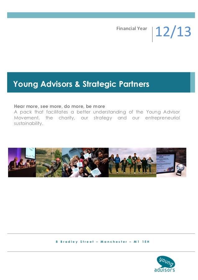 Financial Year                                                                  12/13 Young Advisors & Strategic Par...