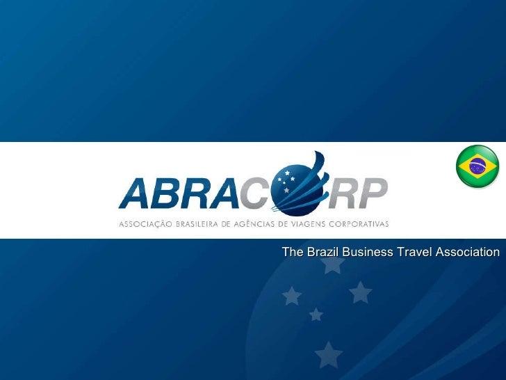 The Brazil Business Travel Association