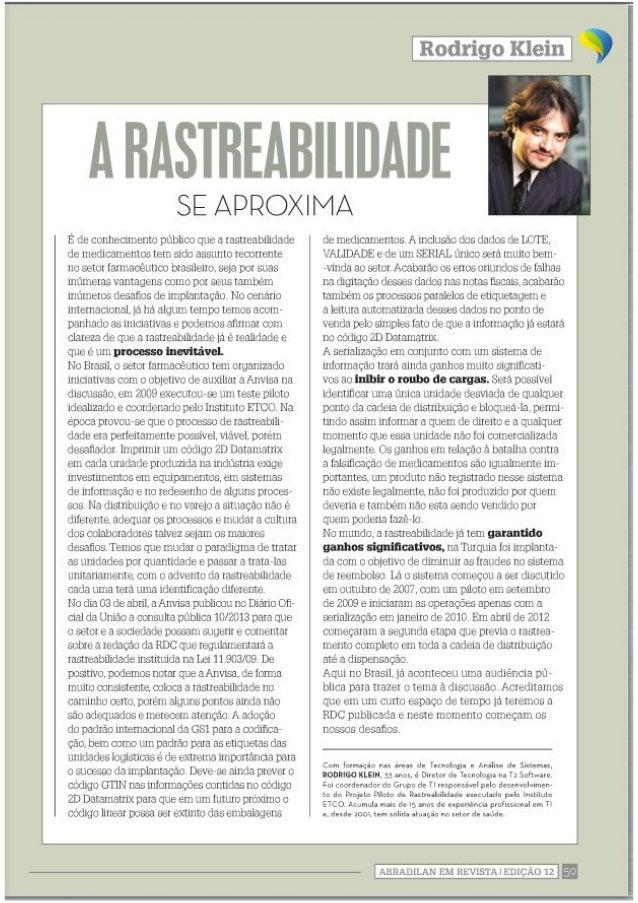 Revista Abradilan