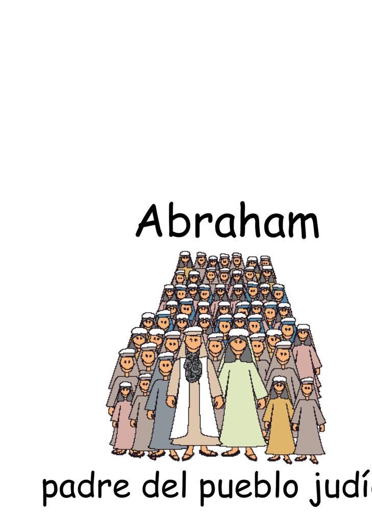 Abraham padre del pueblo judío