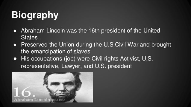 essay of abraham lincoln civil war