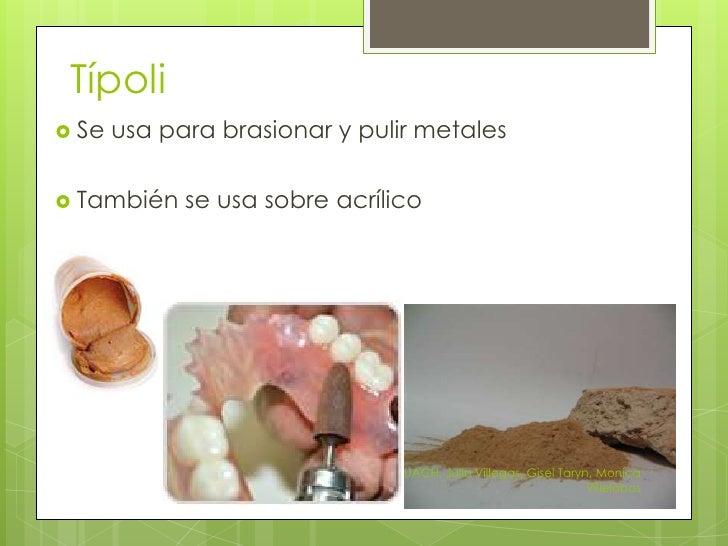 Abrasivos dentales - Pasta para pulir metales ...
