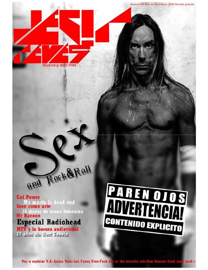 Numero 09 Mes de Abril-Mayo 2009 Revista gratuita
