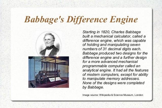 Difference engine  Wikipedia