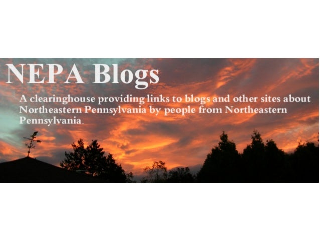 A Brief History of NEPA Blogs