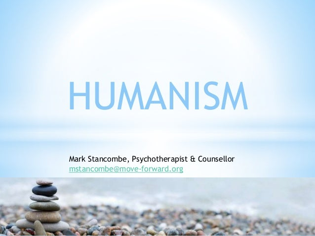 A brief introduction to humanism