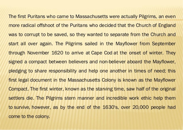 an analysis of the aspirations and beliefs of the puritan society The puritans believed that they had the right idea about a society was  able to  convert everyone to their puritan beliefs and form a completely puritan society.