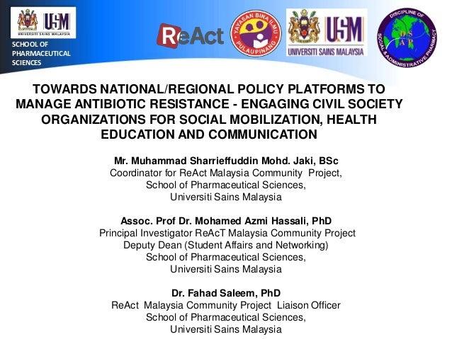CSO Malaysia presentation