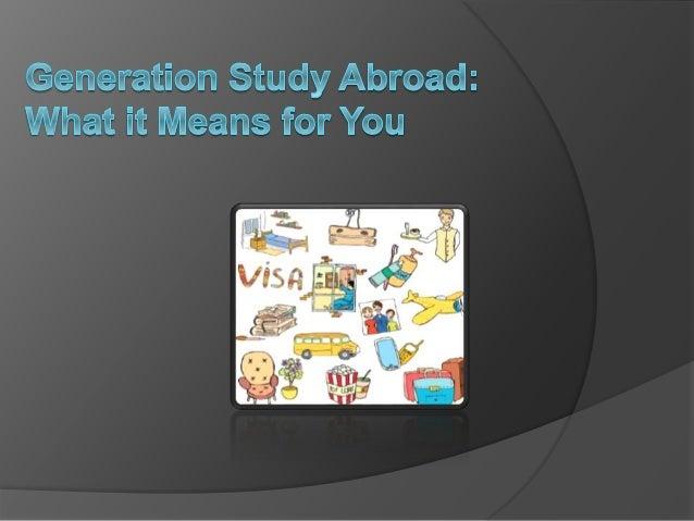 Generation Study Abroad | Cal State LA