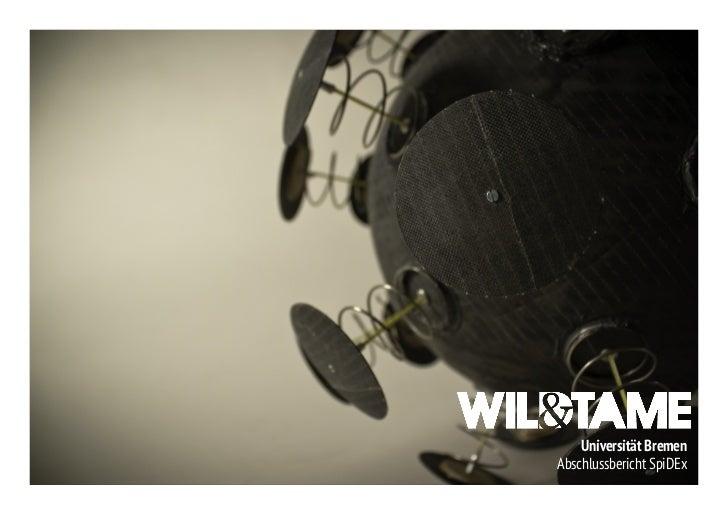 WILD&TAME – Ein Titel für die EwigkeitWir verbessern die WeltasdasdasdasdIhicae omnisci omni tenis po-           doluptaqu...