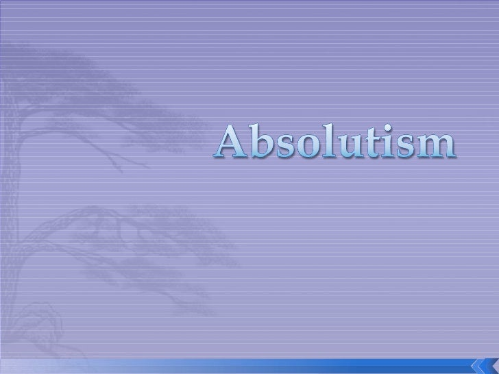 Absolutism2