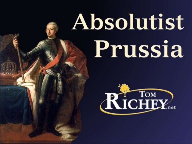 Absolutist Prussia