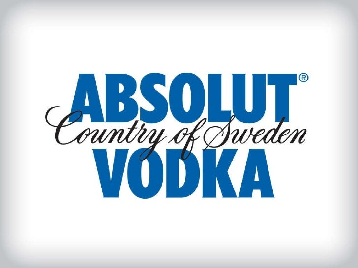 Absolut Vodka - E-branding
