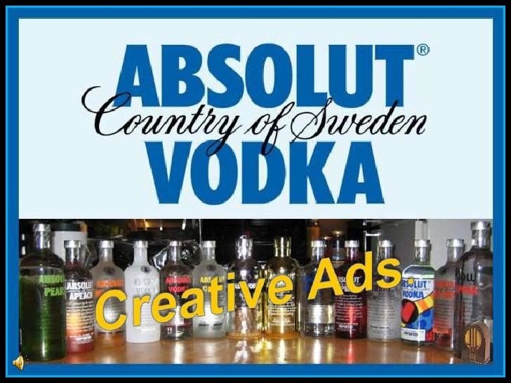 Absolut Vodka (V M )